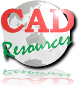 CAD Resources Retina Logo